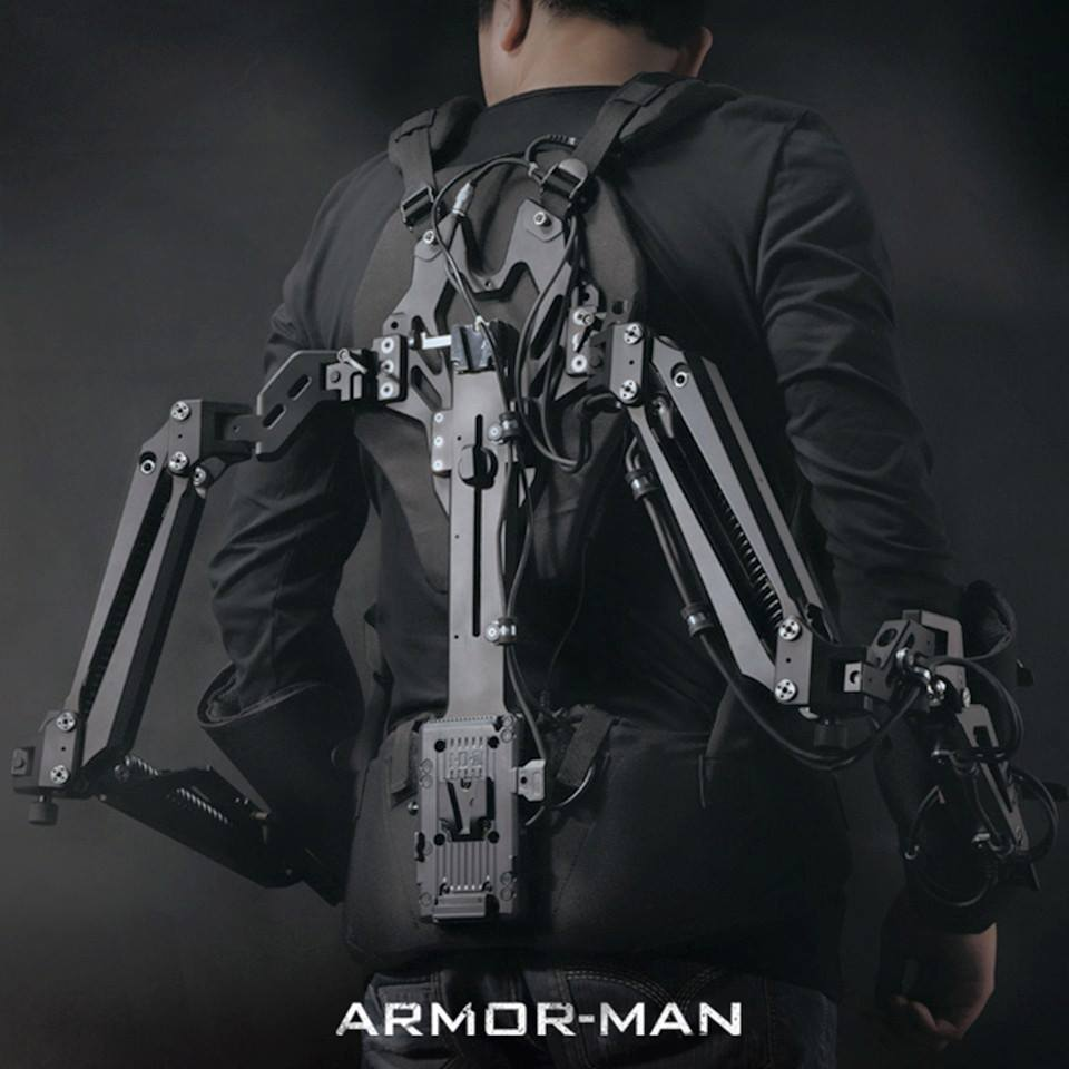 Armor-Man Gimbal Support - Facebook -1