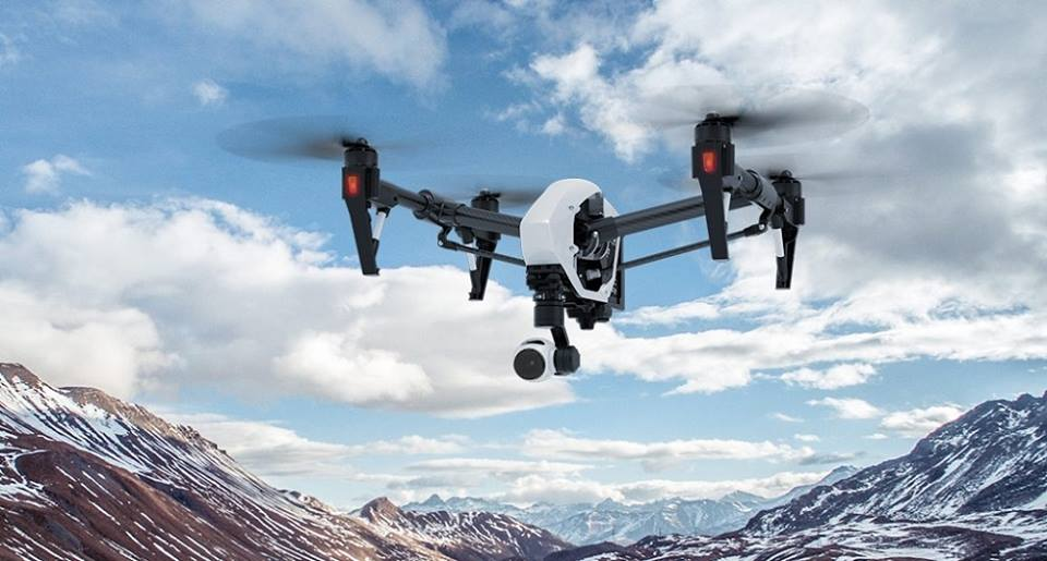 DJI Inspire 1 Quadcopter - Facebook -1