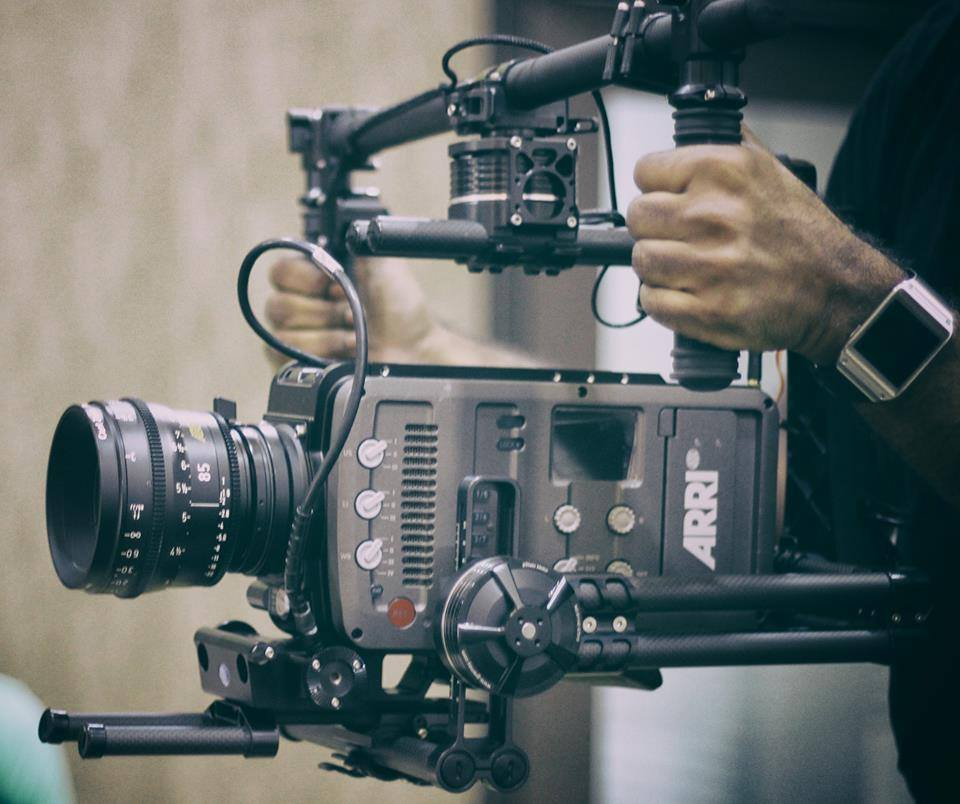 Gremsy H14+ gimbal with ARRI Amira - Facebook -1