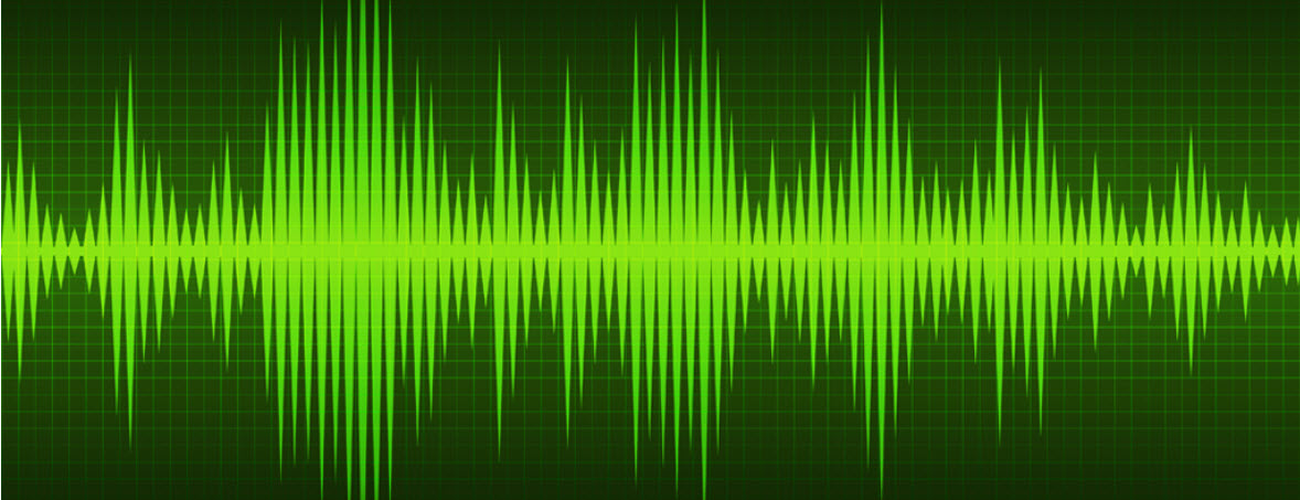 How to make audio wave video chat