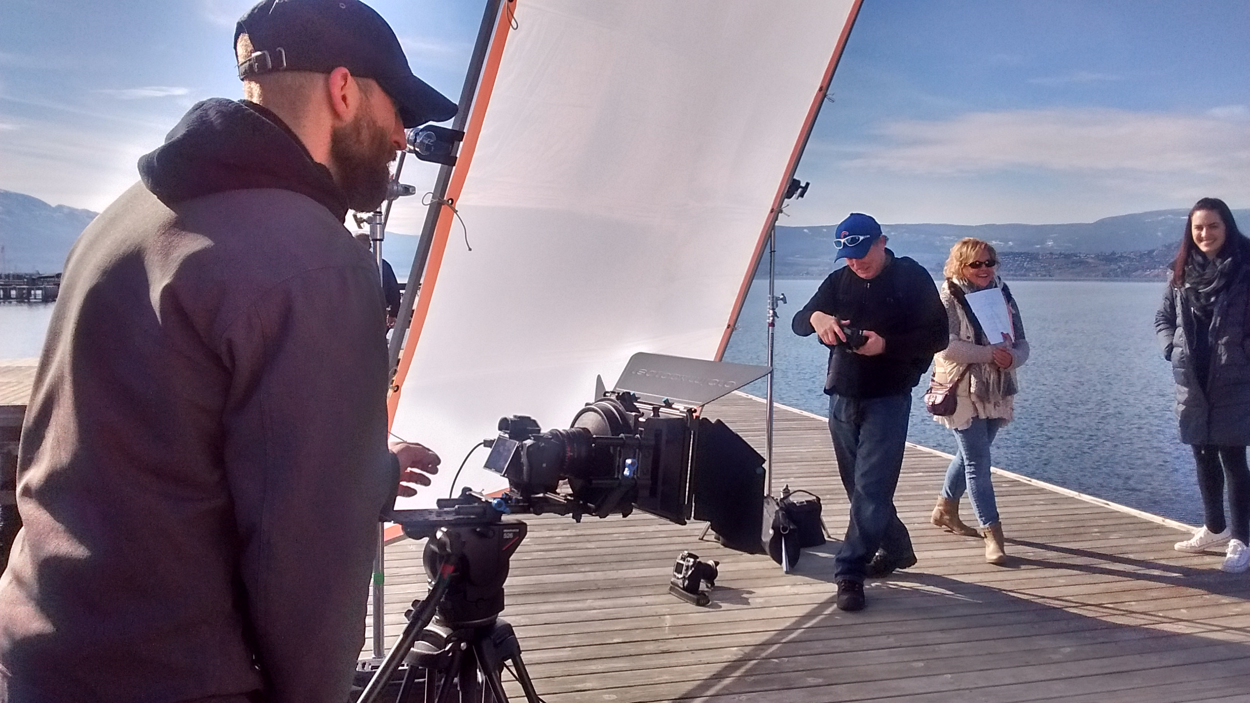 On the Docks -2